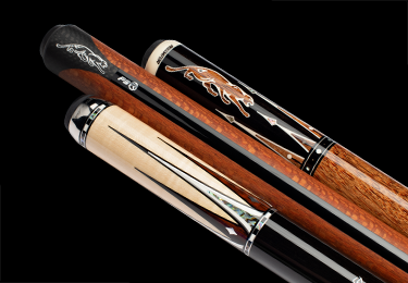 Limited Edition Pool Cues