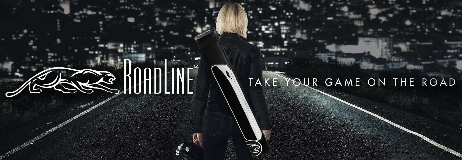 Black & White Roadline Cases