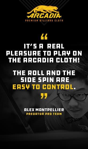 Arcadia Cloth Testimonial