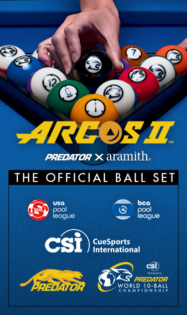 Arcos, The Official Balls