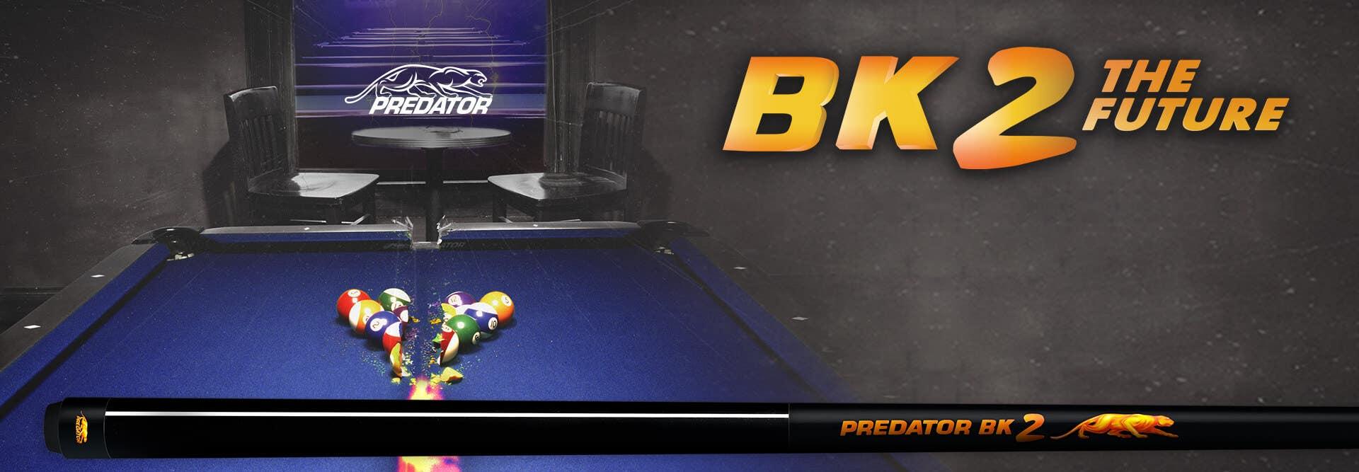 BK2 Break Cue Retro Classic
