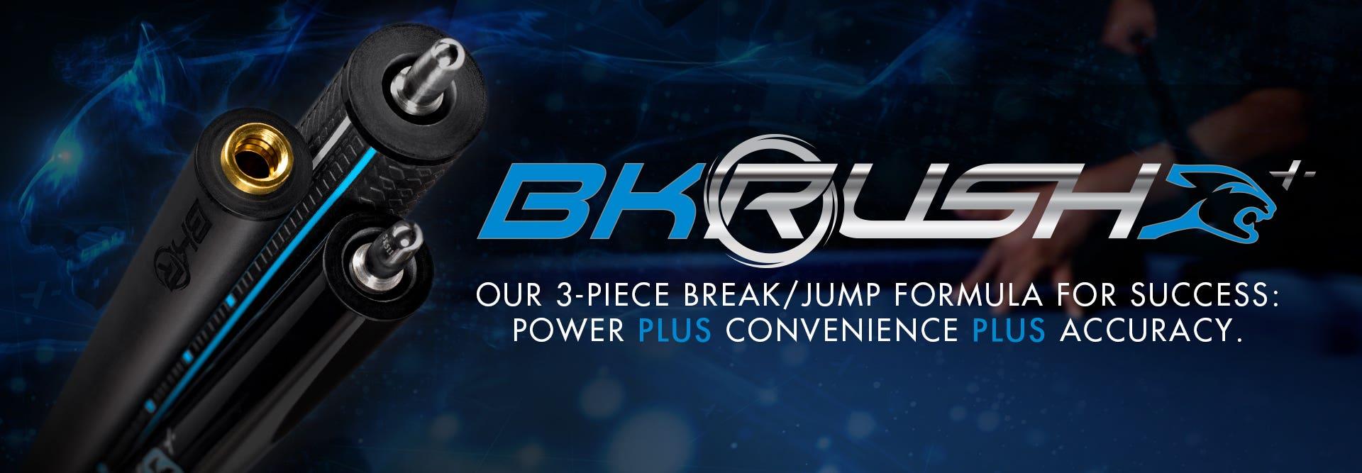 Predator BK Rush Plus Break Jump Cue