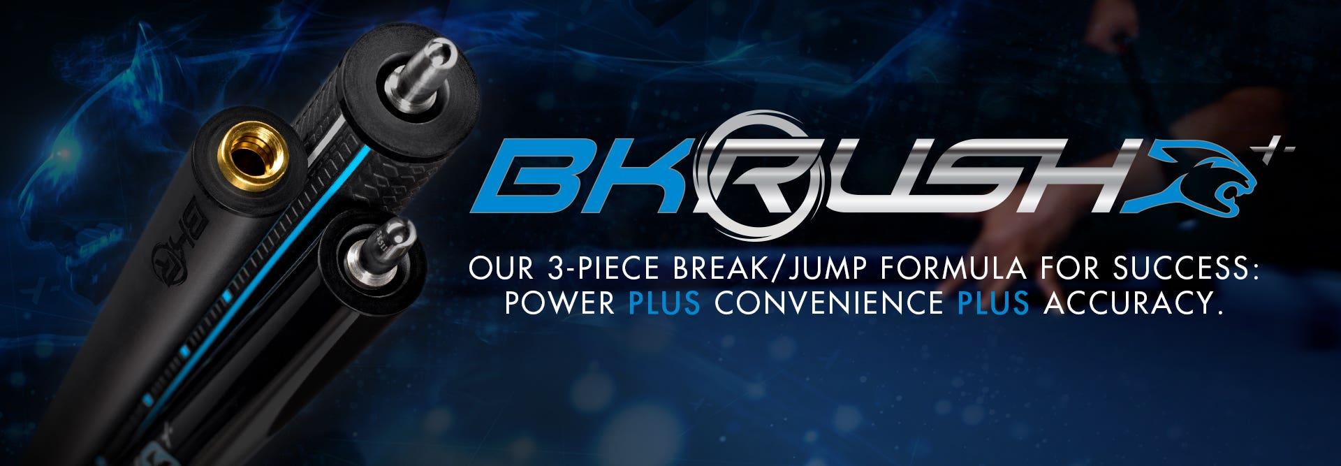 Predator BK Rush Plus Jump Break Cues