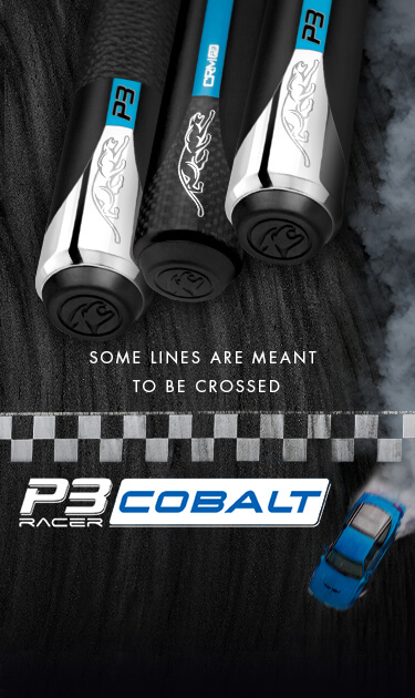 Predator P3 Racer Cobalt Playing Cues
