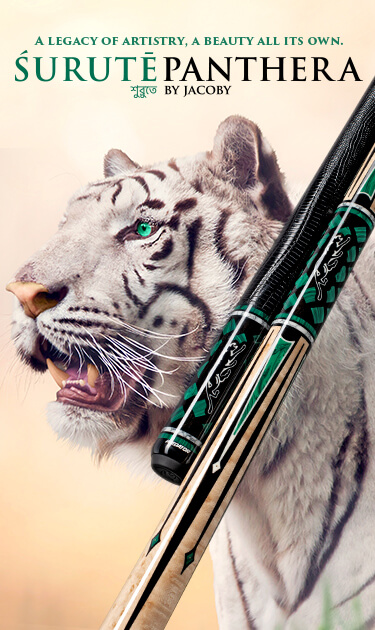 Predator Limited Edition Panthera 6 Pool Cue