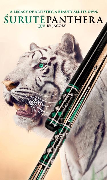 Predator Limited Edition Panthera 6 CRM 3 Cushion Cue