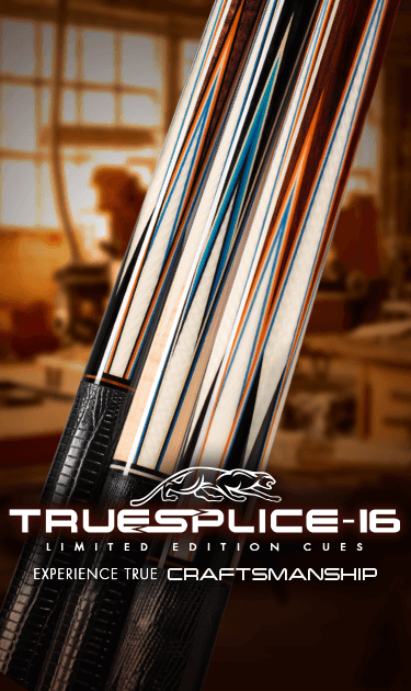 Predator TrueSplice 16 Playing Cues