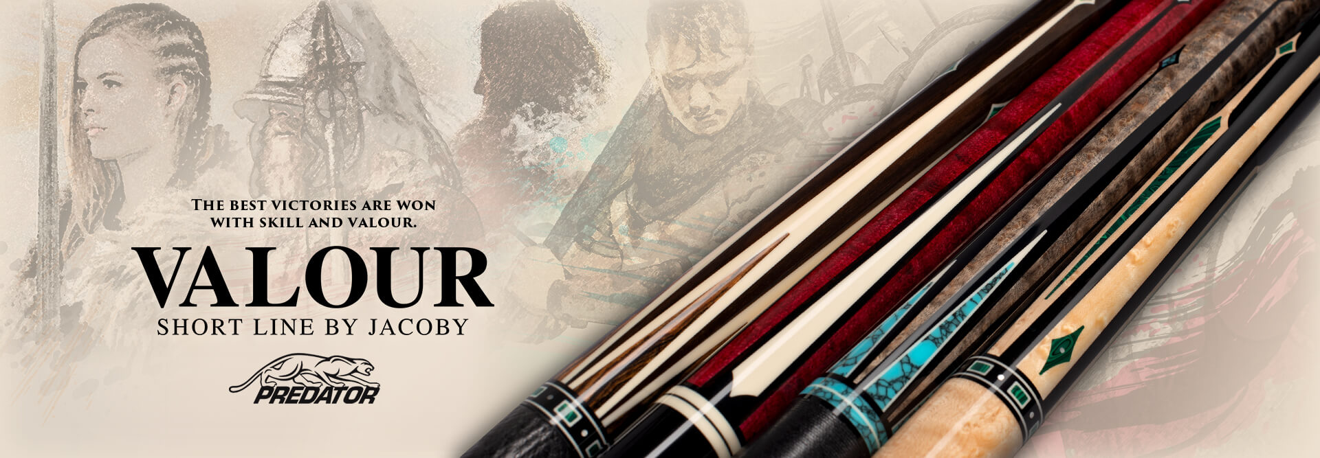 Limited Edition Jacoby Valour Playing Cues