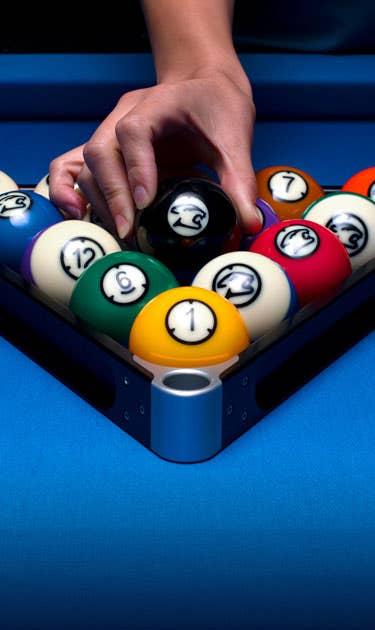 Predator Arcos 2 Pool Balls