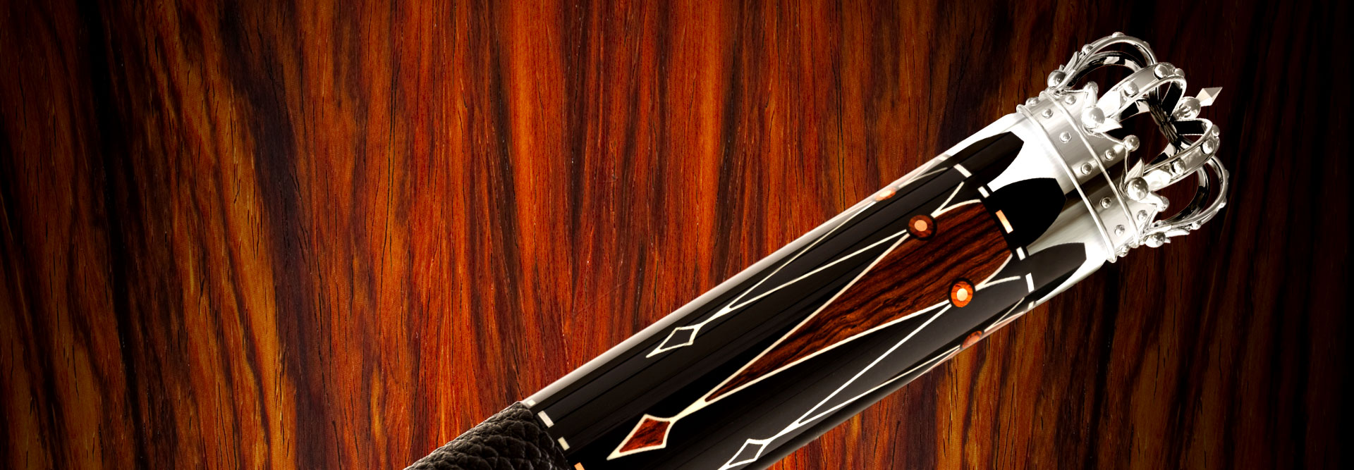 Predator Throne Pool cues