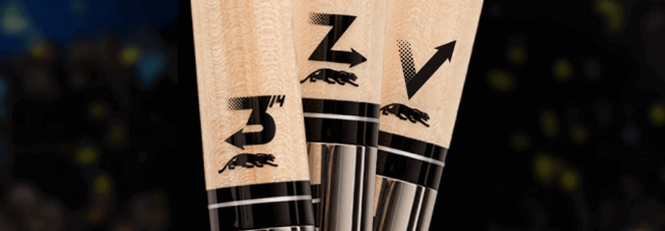 Predator Maple Wood Shafts