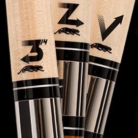 Maple Wood Shaft Comparison