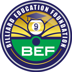 BEF | Billiard Education Foundation | Junior Players
