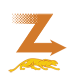 Z-3 Pool Cue Shaft Logo
