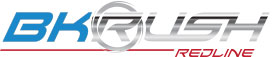 Predator BK Rush Redline Break Cue Logo