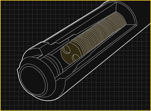Uni-Loc Weight Cartridge System
