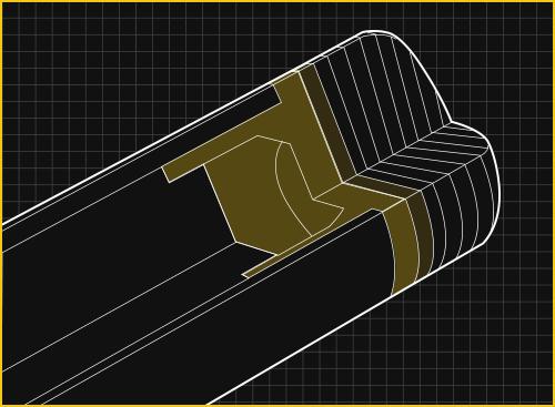 Predator Revo Shaft Front End Construction